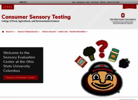 sensorytesting.osu.edu