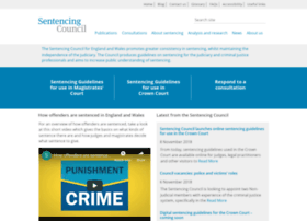 sentencingcouncil.judiciary.gov.uk