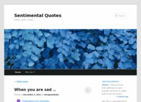 sentimentalquote.wordpress.com