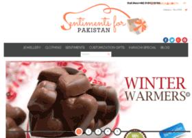 sentimentsforpakistan.com