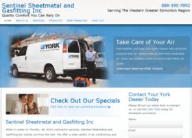 sentinel-sheetmetal.com