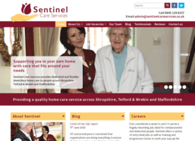 sentinelcareservices.co.uk