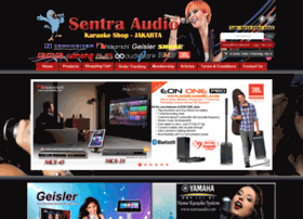 sentraaudio.com