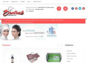 sentralkosmetik.com