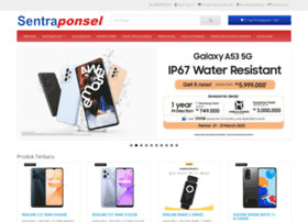 sentraponsel.com
