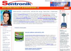 sentronik.com.es