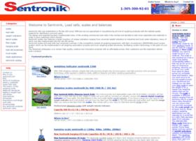 sentronik.com