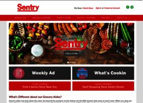 sentryfoods.com