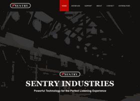 sentryindustries.com