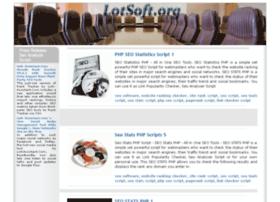 Seo-analysis-script.lotsoft.org