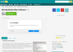 seo-backlinks-elite-software.soft112.com