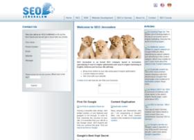 seo-jerusalem.com
