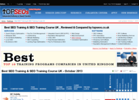 seo-training.topseosrankings.co.uk