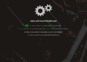 seo.streamtown.se