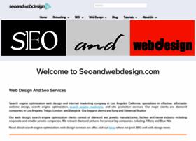 seoandwebdesign.com