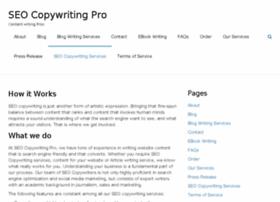seocopywritingpro.com