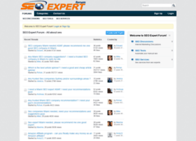seoexpertforum.com