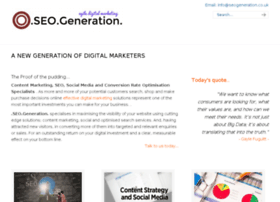 seogeneration.co.uk