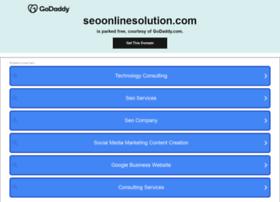 seoonlinesolution.com
