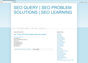 seoquerysolution.blogspot.in
