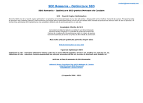 seoromania.com