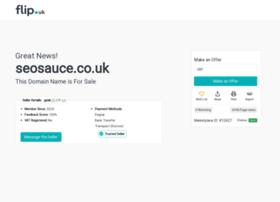 seosauce.co.uk