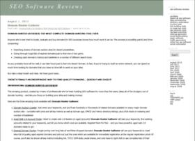 seosoftwarereviews.info