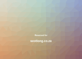 seotlong.co.za