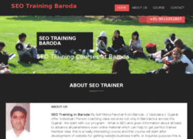 seotrainingbaroda.co.in
