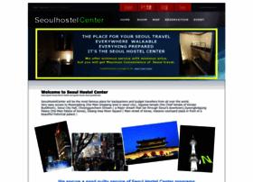 seoulhostelcenter.com