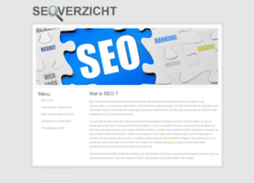 seoverzicht.com