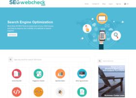 seowebcheck.com