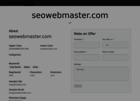 seowebmaster.com