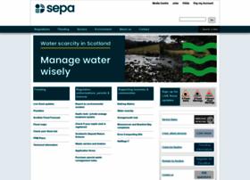 sepa.org.uk