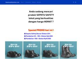sepatusafetyonline.com