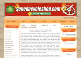 sepedacycleshop.com