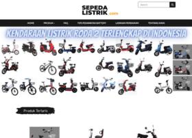 sepedalistrik.com