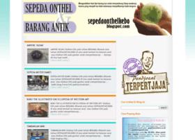 sepedaonthelkebo.blogspot.com