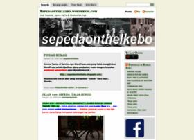 sepedaonthelkebo.wordpress.com