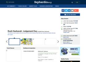 sephardic.org