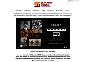 sephardivoices.com