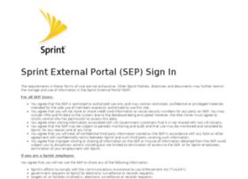 sepportal.sprint.com