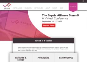 sepsisalliance.org