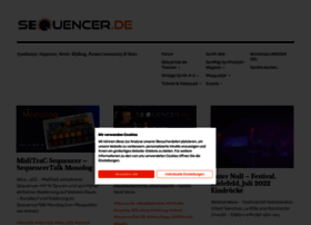 sequencer.de