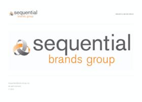 sequentialbrandsgroup.com