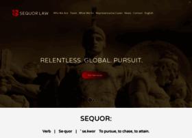 sequorlaw.com
