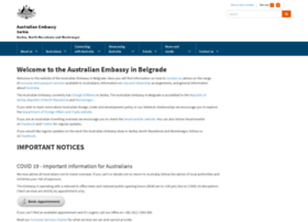 serbia.embassy.gov.au