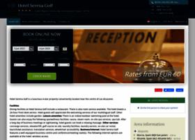 serena-golf-los-alcazares.h-rez.com