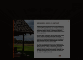 serenahotels.com