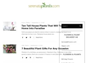 serenataplants.com